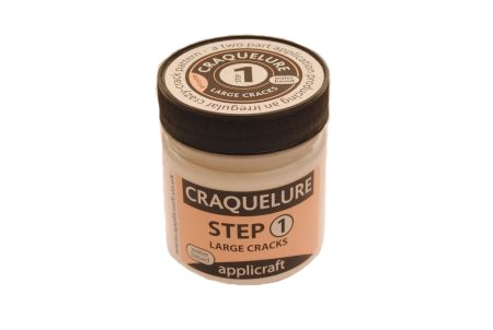 100ml craquelure step 1 large crack