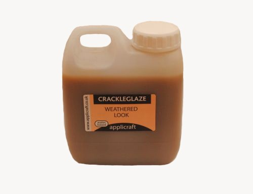 500ml crackleglaze