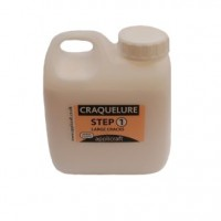 500ml craquelure step 1 large crack