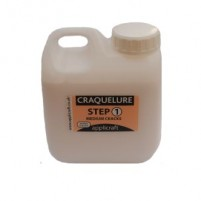 500ml craquelure step 1 medium crack