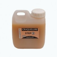 500ml craquelure step 2 top coat