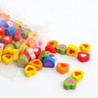heart with heart - 100 pack