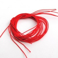 elastic cord - 9m red