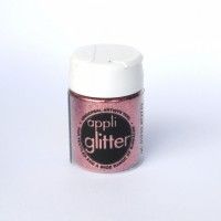 Glitter - french rose 25gm